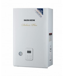 Газовый котел Navien Deluxe Plus - 24k COAX (дымоход в комплекте)