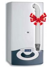 ARISTON GENUS 24 FF (24 кВт, двухконтурный, турбо)